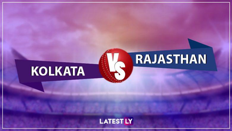KKR vs RR, IPL 2019 Live Cricket Streaming: Watch Free Telecast of Kolkata Knight Riders vs Rajasthan Royals on Star Sports and Hotstar Online