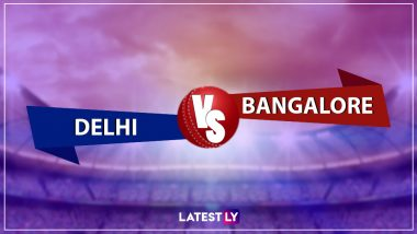 DC vs RCB, IPL 2019 Live Cricket Streaming: Watch Free Telecast of Delhi Capitals vs Royal Challengers Bangalore on Star Sports and Hotstar Online