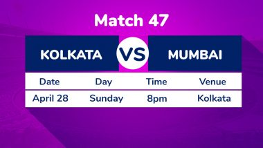 KKR vs MI, IPL 2019 Match 47 Preview: Mumbai Indians Hot Favourites Against Battered Kolkata Knight Riders