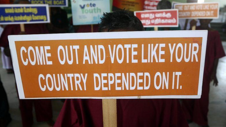 Tamil Nadu Lok Sabha Elections 2019: 7,780 Polling Booths 'Sensitive'