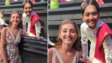 Dhvani Bhanushali Spending Time With 'Little Champs' Is The Cutest Thing We Have Seen On The Internet Today!