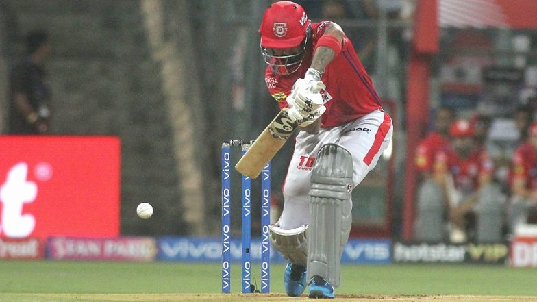 KL Rahul Slams Maiden IPL Century As Kings XI Punjab Post 197/4 Against Mumbai Indians