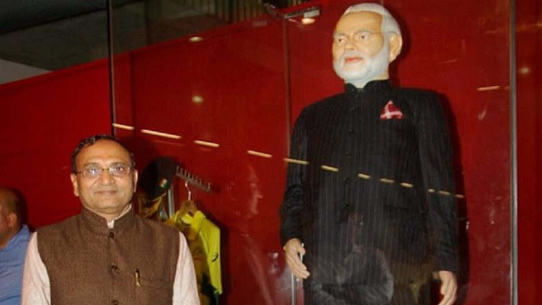 Laljibhai Patel, Diamond Merchant Who Bought Narendra Modi's Suit for Rs 4.31 Crore at an Auction, Duped of Rs 1 Crore