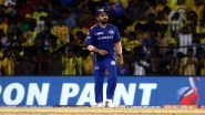 Rohit Sharma's New Look for IPL 2020! Mumbai Indians Captain Sports Bearded Look For Indian Premier League 13 (See Pic)