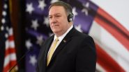Saudi Oil Attacks an 'Act of War', Says Mike Pompeo Promising to Hold Iran Accountable