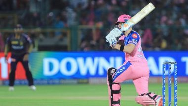 Rajasthan Royals Skipper Steve Smith to Leave IPL 2019 Post Match Against Royal Challengers Bangalore