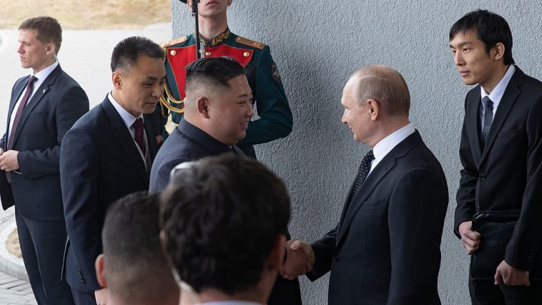 Kim Jong-un Concludes Russia Trip After Summit With Vladimir Putin