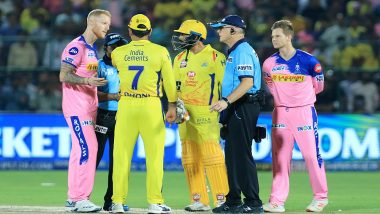IPL 2019: MS Dhoni Did Not Offend Me, Says Umpire Bruce Oxenford to Match Referee