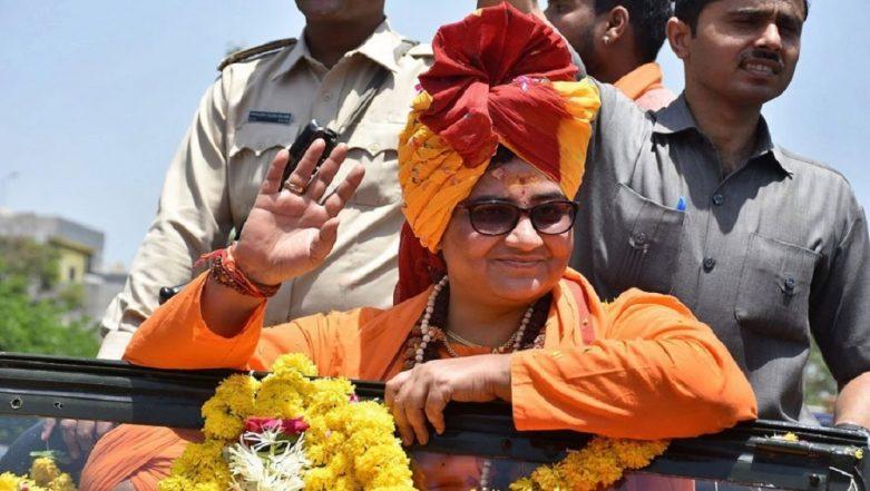 Sadhvi Pragya Thakur's 'Proud to be Part of Babri Masjid Demolition' Remark Lands Her in Row, Election Commission Orders FIR