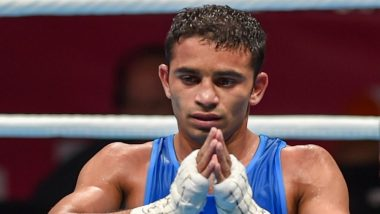 India Open 2019: Amit Panghal and Shiva Thapa Confirm Medals by Reaching Semi-Finals