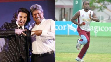 Ranveer Singh Starrer '83 Ropes In West Indies' Fast Bowler Malcolm Marshall's Son Mali Marshal