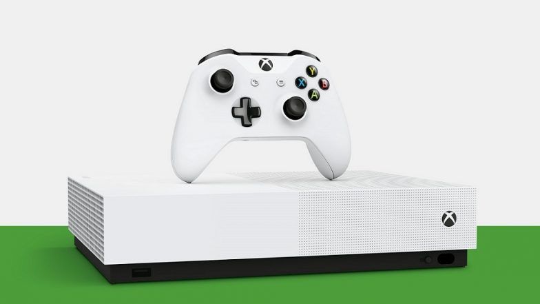 Microsoft XBox One S All-Digital Edition Gaming Console Unveiled at $249; To Be Available Starting May 7
