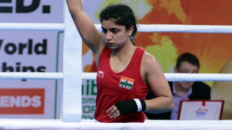 Boxing World Cup 2019: Indian Boxers Pinki Rani, Sakshi Ensure Two More Medals in Cologne