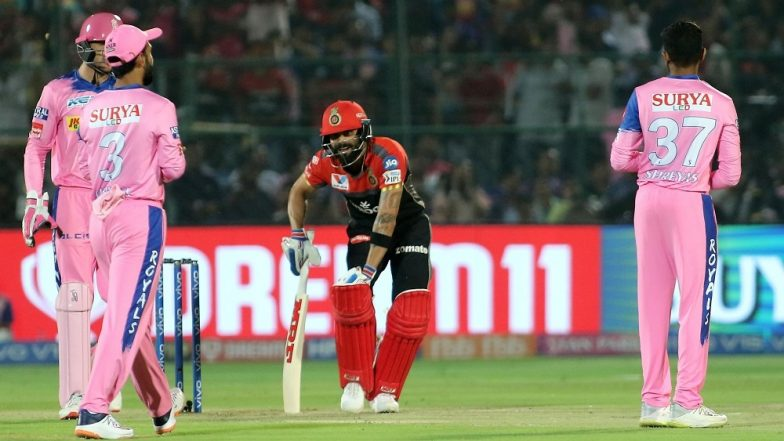 Funny RCB Memes Go Viral As RR Hands Virat Kohli Led Side Their 4th Consecutive Loss in IPL 2019! Check Out Tweets Slamming Royal Challengers Bangalore