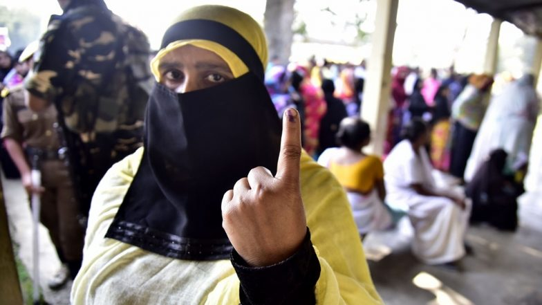 Assam Lok Sabha Elections 2019: 59.46% Voter Turnout in 5 Lok Sabha Seats in Tea Belt