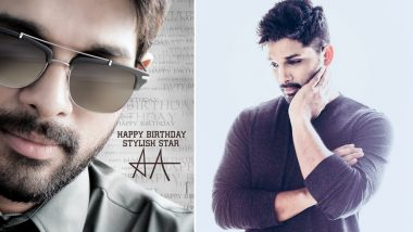 Allu Arjun Has a Treat for Fans on His Birthday, the First Look of His Next With Sukumar Unveiled
