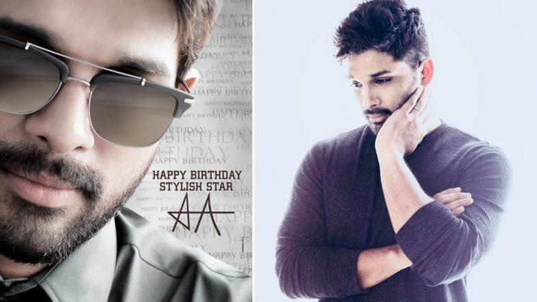 Allu arjun happy birthday photos 2020
