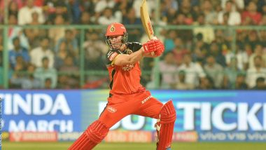 Happy Birthday AB de Villiers: 5 Best Knocks of RCB Batsman in Indian Premier League