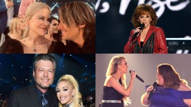 ACM Awards Complete Winners List: Keith Urban, Dan + Shay And Kacey Musgraves Win Big!
