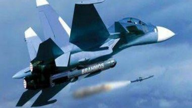 Cyclone 'Fani' Forces Indian Air Force to Postpone BrahMos Missile Testfiring