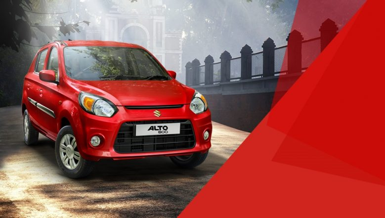 Maruti Alto 800 Production Reportedly Stopped in India; New Generation Alto Likely To Be Launched By H1, 2019