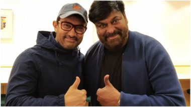 You'll Wish to See Aamir Khan and Chiranjeevi in a Film After Seeing Their Latest Pic From Kyoto Airport!