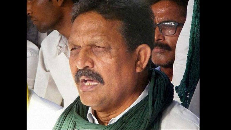 Afzal Ansari, Brother of Jailed UP Don Mukhtar Ansari, Fielded by BSP From Ghazipur Constituency