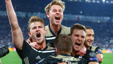 Ajax Eliminates Juventus from UEFA Champions League 2018-19 Quarter-Finals! Cristiano Ronaldo's Team Gets Brutally Trolled
