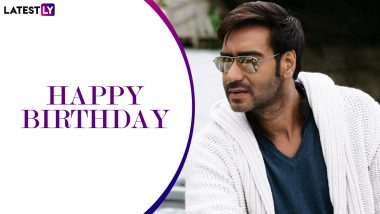 Ajay Devgn Birthday Special: With a Biopic, a Historical Drama and even a Rom-Com, He has the Most Versatile Upcoming Filmography