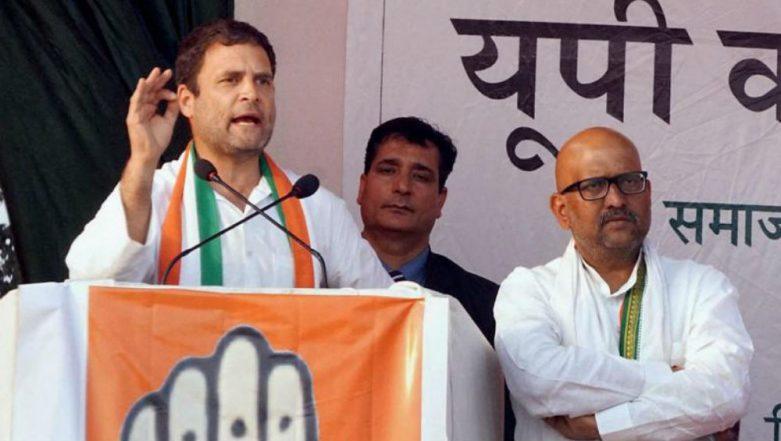 Ajay Rai, Not Priyanka Gandhi, to Contest Lok Sabha Election 2019 From Varanasi Seat on Congress Ticket Against PM Narendra Modi