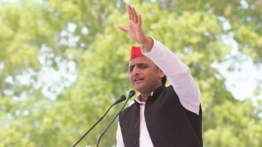 Akhilesh Yadav Calls BJP 'Bhagti Janata Party', Says 'Congress Betrayed Samajwadi Party'