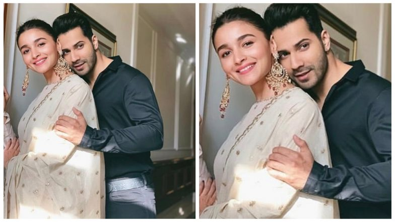 Alia Bhatt and Varun Dhawan's Latest Cute Picture Together Has Fans Actually Rooting For Them To Get Married!