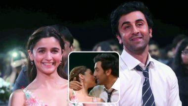 Ranbir Kapoor 'Grabs' Alia Bhatt For a Kiss at a Public Event, Video Goes Viral!