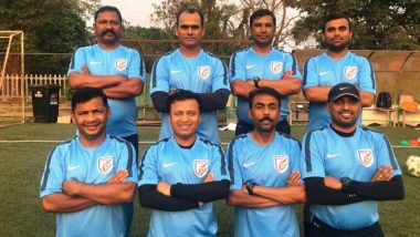 All India Football Federation Signs Coaching Convention With Asian Football Confederation