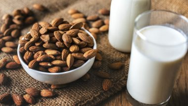 How to Make Healthy, Nutrient-Rich Almond Milk at Home? (Watch Video)