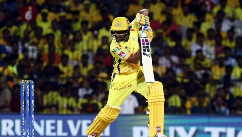 MI vs CSK, Qualifier 1 Toss Report & Playing XI:  MS Dhoni Wins the Toss; Chooses to Bat (Watch Video)