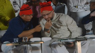 Lok Sabha Elections 2019: How Serious a Challenge Can Prakash Ambedkar-Asaduddin Owaisi Combine Pose to BJP-Shiv Sena in Maharashtra?