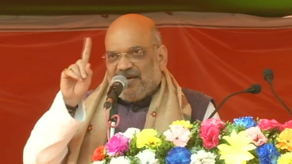 Amit Shah Says Nitish Kumar to Lead NDA in Bihar Assembly Elections 2020, Targets Opposition Over CAA