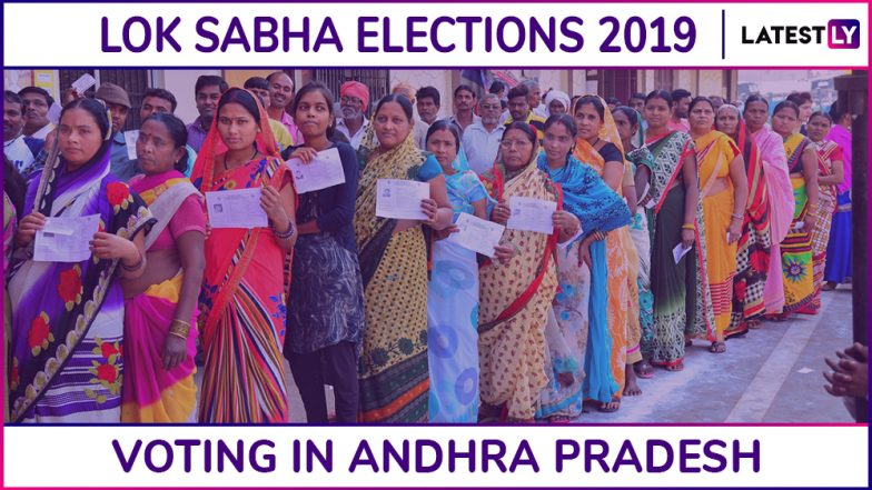 Andhra Pradesh Lok Sabha Elections 2019: Phase I Voting Concludes, Over 66 Percent Voters Exercise Franchise