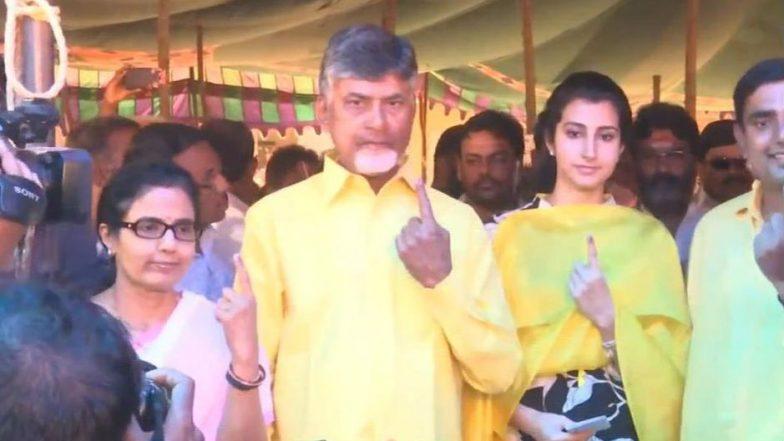 Andhra Pradesh Lok Sabha, Assembly Elections 2019: EVM Glitches Reported, CM Chandrababu Naidu Demands Ballots Papers