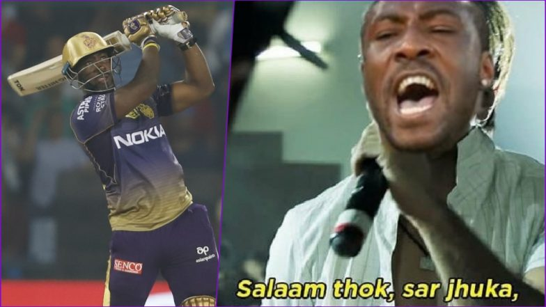 Andre Russell's 13-Ball 48 Powers KKR to Victory, Hands 5th Defeat to RCB in IPL 2019, Twitter Goes Berserk with Memes