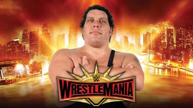 WrestleMania 35: WWE Declares the List of Participants for Andre the Giant Memorial Battle Royal at Their Flagship Event!