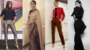 Happy Birthday Anushka Sharma! Here Are 10 Of Her Best Fashion Outings That We Just Can't Get Over!