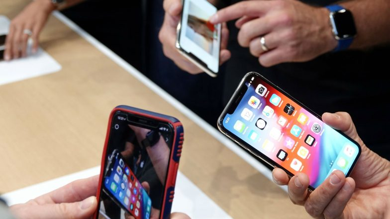US-China Trade War Could Make iPhones 3% More Costly