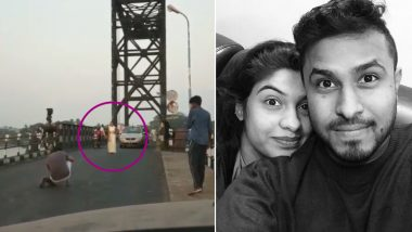 Abish Mathew's Wife Archana Kavi Lands in Trouble For Blocking the Thoppumpady Bridge for Photoshoot, Deletes Video After Uproar