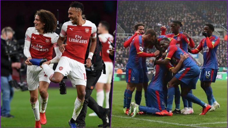 Arsenal vs Crystal Palace, EPL 2018–19 Live Streaming Online: How to Get Premier League Match Live Telecast on TV & Free Football Score Updates in Indian Time?