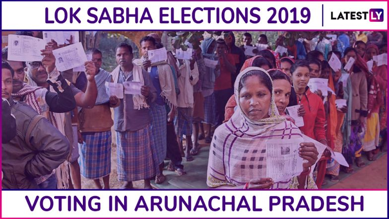 Arunachal Pradesh Lok Sabha, Assembly Elections 2019: Phase I Voting Concludes, 58% Voter Turnout Recorded Till 5 pm