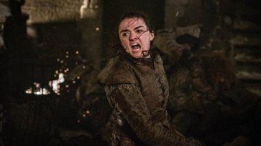 Game Of Thrones Season 8 Episode 3: Maisie Williams Has This to Say About Arya Stark Killing the Night King