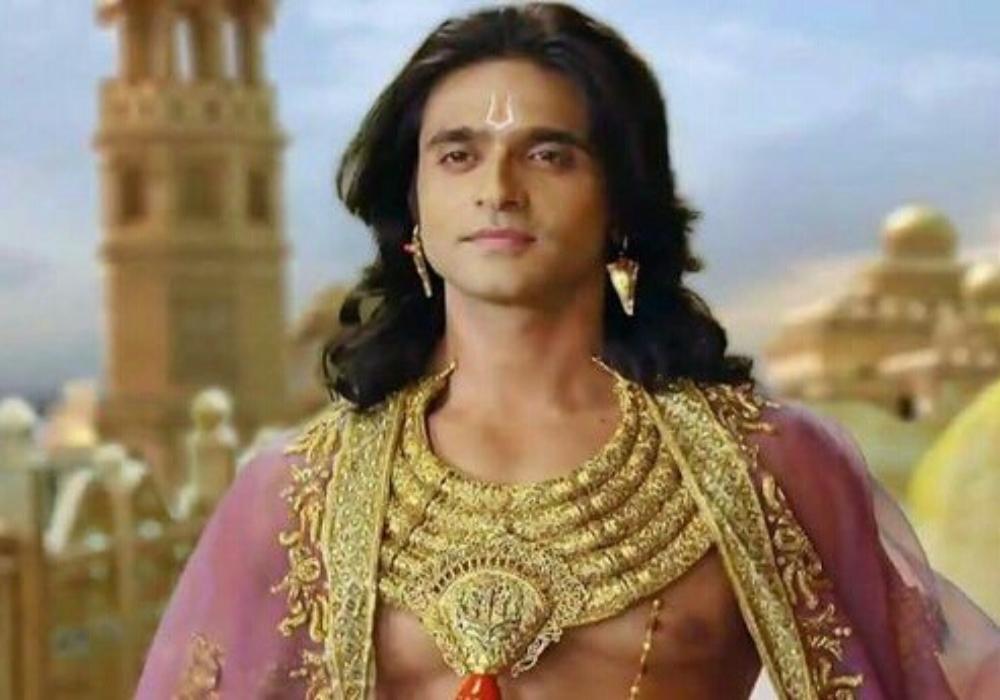 Ashish Sharma in Siya Ke Ram