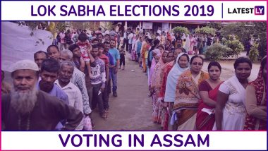 Assam Lok Sabha Elections 2019: Phase 3 Voting Begins for Dhubri, Kokrajhar, Barpeta and Gauhati Parliamentary Constituencies